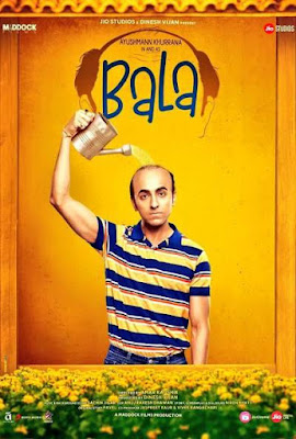 Bala 2019 Hindi 720p WEB-DL 650MB