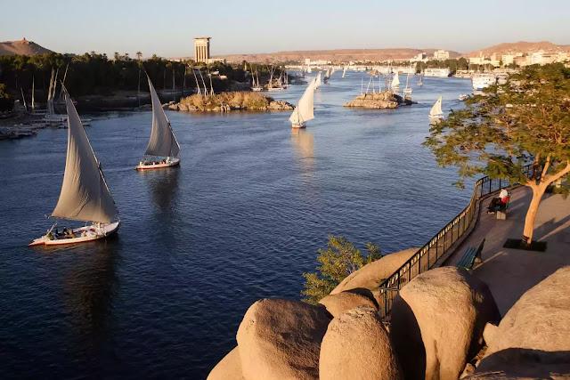 Gambar sungai nil