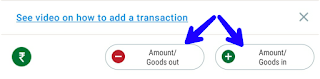 How to add a transaction?