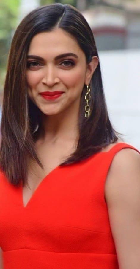 Deepika Padukone, Chhapaak, Chhapaak promotions, Deepika Padukone in Red Dress, Deepika Padukone latest,