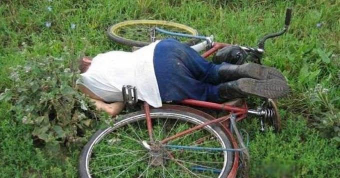 Részeg kerékpáros hajtott árokba Pilinyben
