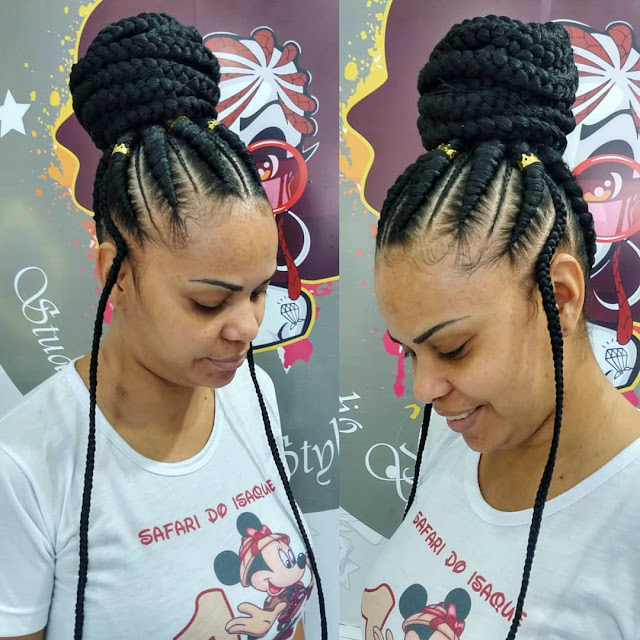 2020 Beautiful and Trendy Braids for Black Women