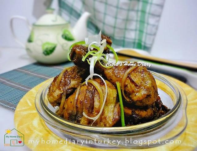 Ayam goreng Mentega / Spiced butter fried chicken| Çitra's Home Diary