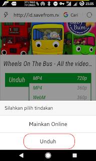 Cara Download Video YouTube di Android Menggunakan UC Browser dengan Mudah