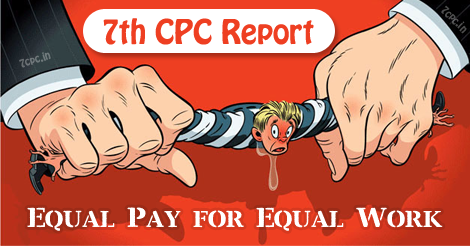 7thCPC Report Equal Pay Equal Work
