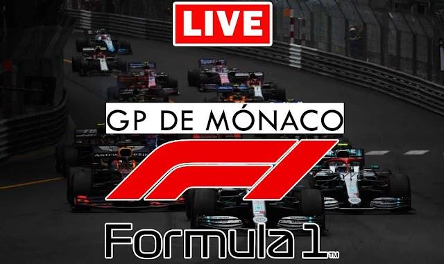 EN VIVO | Gran Premio de Mónaco de Fórmula 1 GP Mónaco F1 2021 | Ver gratis la carrera En Directo