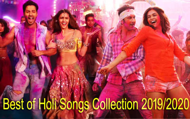 Holi Songs | Best of Bollywood Holi Songs 2019/2020