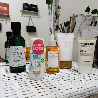 skincare untuk kulit jerawat