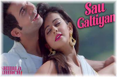 Sau Galtiyan Lyrics | Shimla Mirch Poster