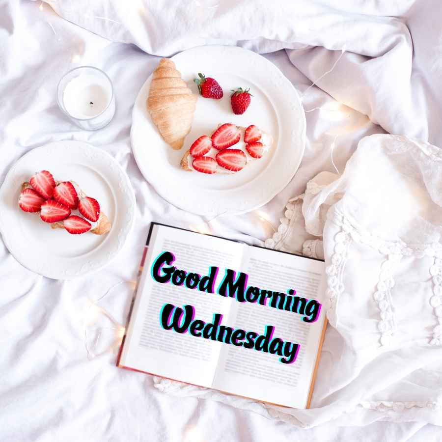 wednesday good morning pic