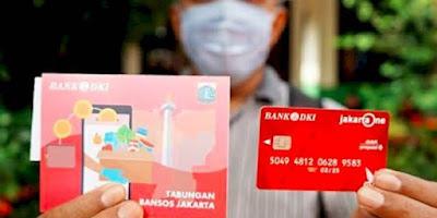 Penyaluran Dana Bansos Tunai DKI Jakarta Dihentikan