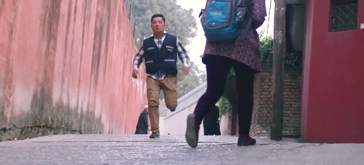 LALTEEN nepali movie