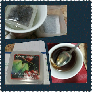 Cherry Republic Wild Cherry Tea