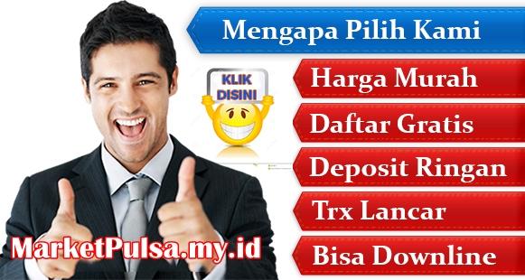 MarketPulsa.id Web Resmi Market Pulsa Widya Ayu Lusiana CV MCP Termurah