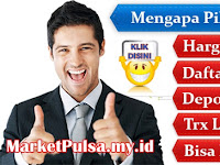 Distributor Pulsa Hp Di Tegal