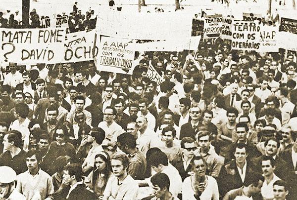 f5f80dee3 No passado dia 12, o histórico Sindicato dos Metalúrgicos do ABC (Estado de  S. Paulo-Brasil)comemorou o seu sexagésimo aniversário, com iniciativas  festivas ...