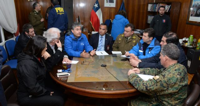 Osorno Autoridades