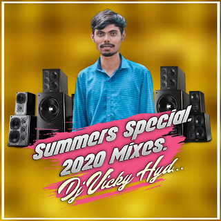 Summers Special 2020 Mixes-DJ VICKY