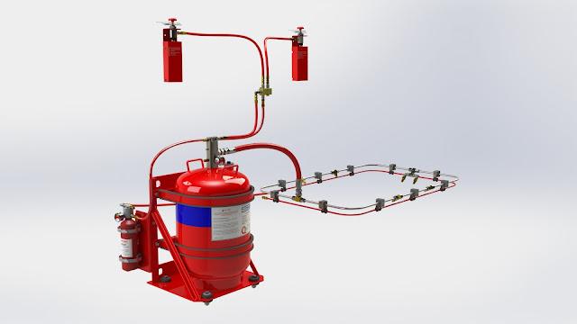 Ketahui Sistematika Kerja Foam-Guard Vehicle System dari FSI