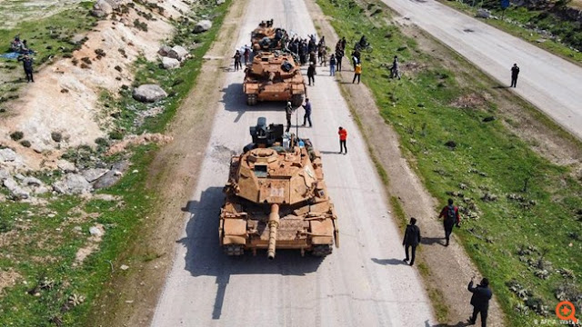 Πέντε χρόνια ρωσικής εμπλοκής στη Συρία