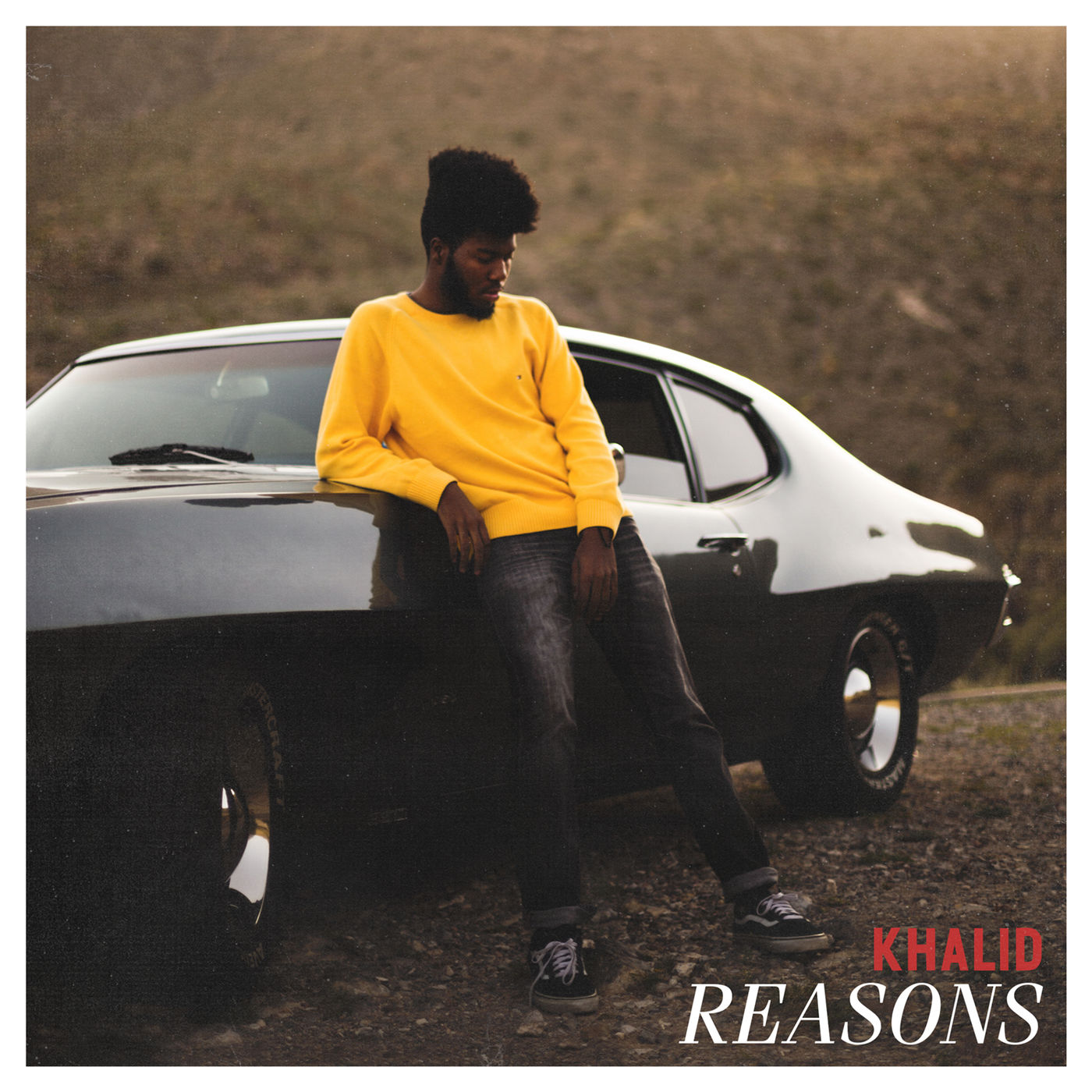 Khalid - Reasons - Single Cover