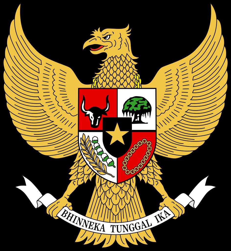 logo resmi garuda pancasila