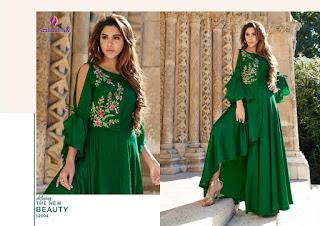 Arihant nx Florin Party wear kurtis wholesaler