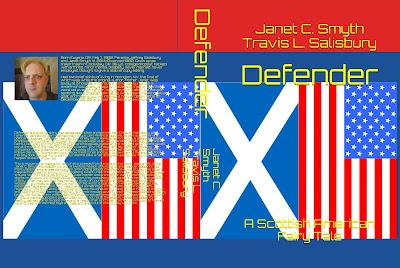 New Jacket For Standard Defender Paperback