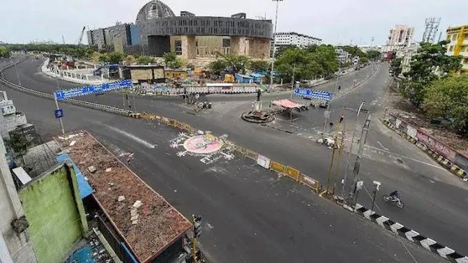 தமிழ்நாட்டில் ஊரடங்கு உத்தரவு ஜூன் 28 வரை நீட்டிப்பு.... 11 மாவட்டங்களில் கூடுதல் தளர்வு இல்லை...! Curfew order extended till 28th June in Tamil Nadu…..no relaxation in 11 districts….!