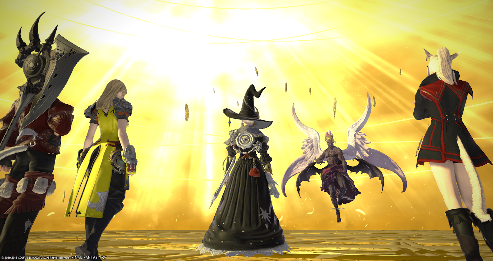 Luna Tribal Blog Entry `The 111th Blog of Learning English in FFXIV ...