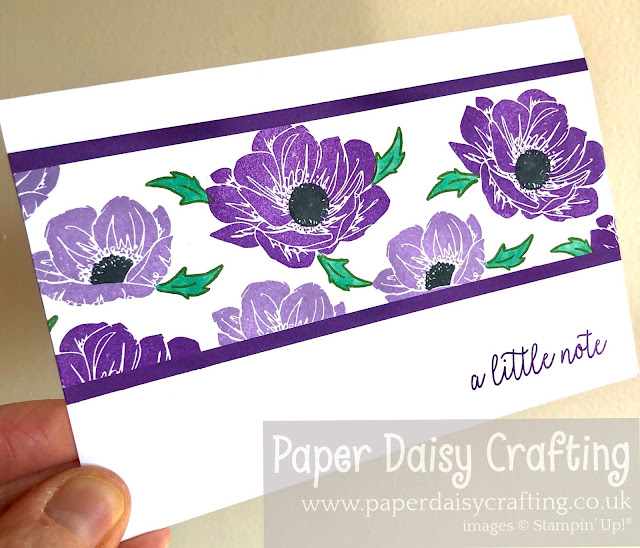 Floral Essence Stampin Up.