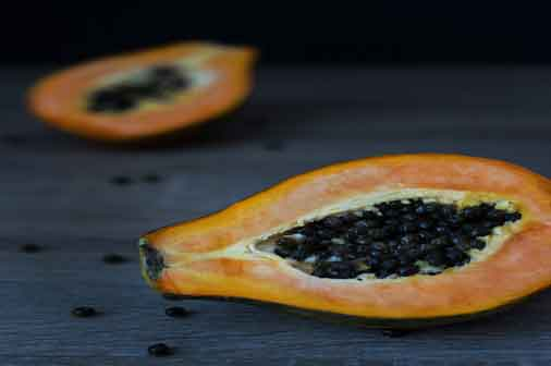 Papaya-get glowing skin with easy home remedy