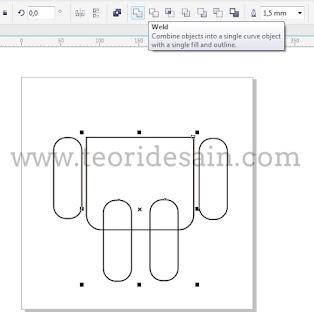 Cara Mudah Membuat Logo Android Menggunakan CorelDRAW7