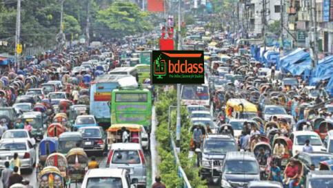 Paragraph on traffic jam
