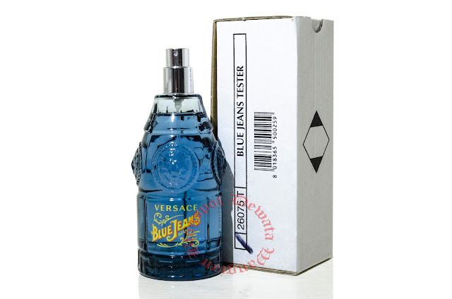 Versace Blue Jeans Tester Perfume