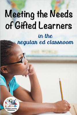 Homogeneous grouping for gifted students allows them to have a support system in the classroom, someone to bounce off their ideas.