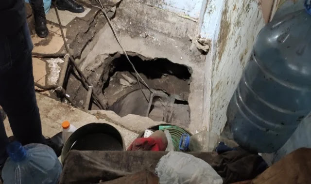 يستخدمه تجار المخدرات.. إكتشاف نفق بطول 30 متراً في إسطنبول (فيديو)