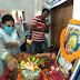 गर्भवती महिलाओं कि सीडीपीओ मिनाक्षी आर्य ने किया गोंद भराई