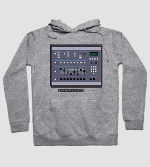 Iconic Beat Machine Series #7 Hoodie