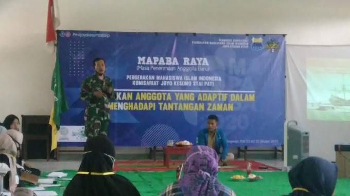 Soliditas TNI, Kodim PATI Gelar Wawasan Kebangsaan di Aula SMK NU Desa Pegandan