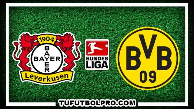 Ver Bayer Leverkusen vs Borussia Dortmund EN VIVO Por Internet Hoy 1 de Octubre 2016