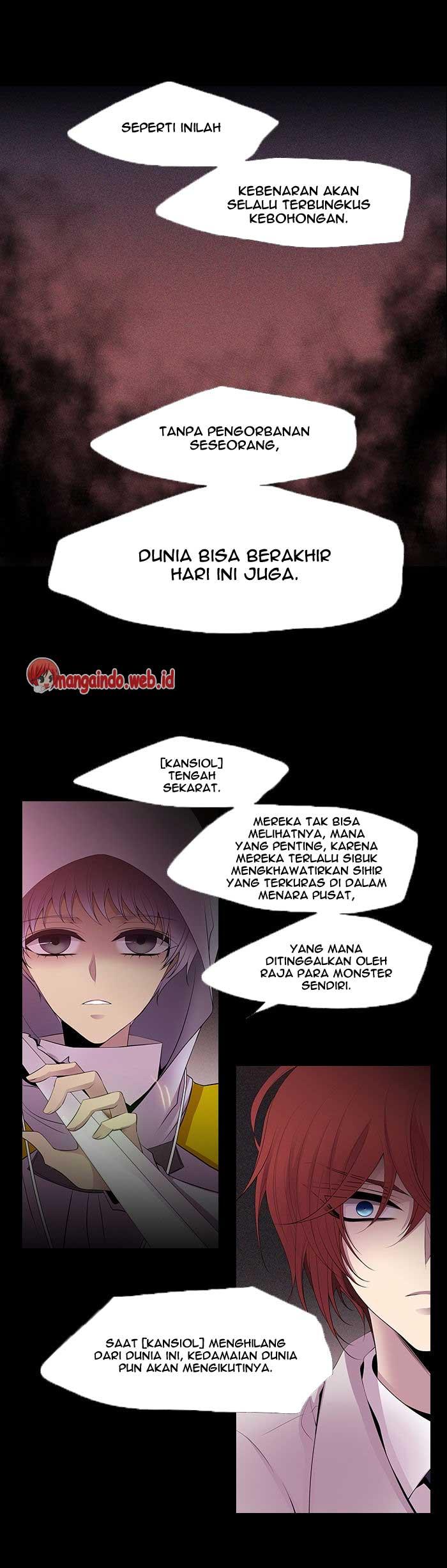 Baca Komik Black Haze Chapter 218 Bahasa Indonesia Kintamaindo