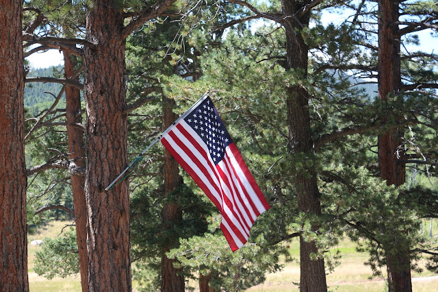 American Flag, Living From Glory To Glory Blog...