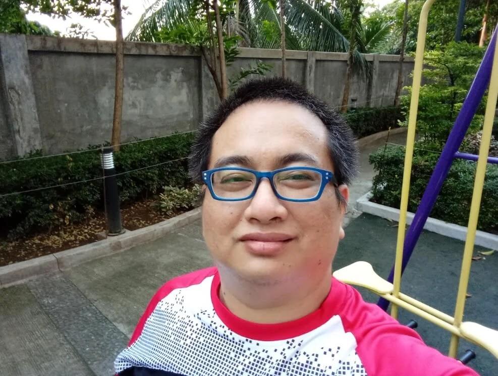 Xiaomi Redmi 9A Camera Sample - Selfie
