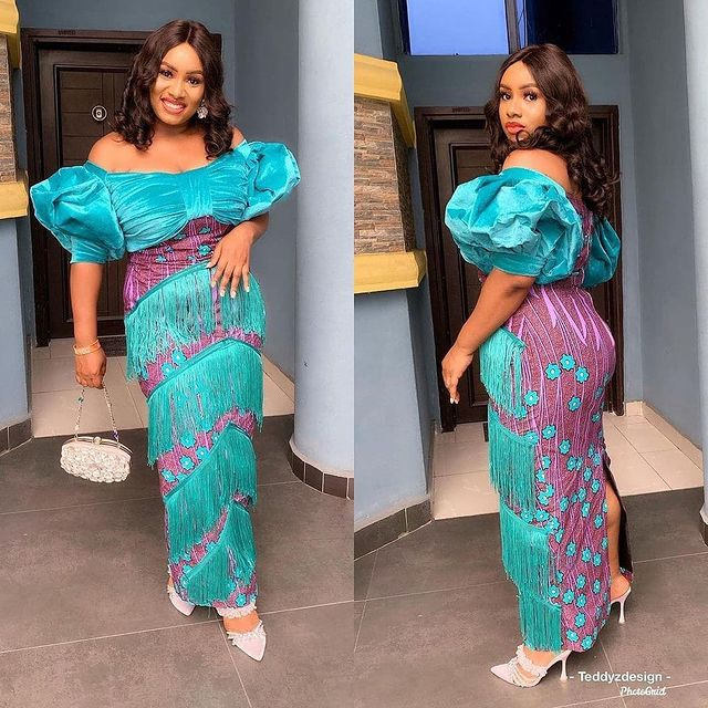 modern african print dresses 2021: Beautiful Designs for ladies