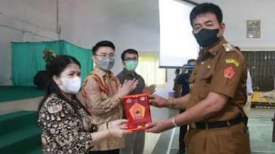Bupati Buka FGD Penyusunan Pokok Pikiran Kebudayaan Kab. Nias Barat