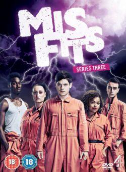 Những Kẻ Dị Thường Phần 3 - Misfits Season 3 (2011)
