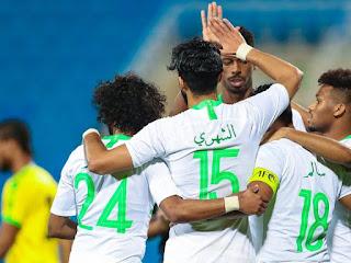 موعد مباراة السعودية وسنغافورة في تصفيات كأس العالم 2022