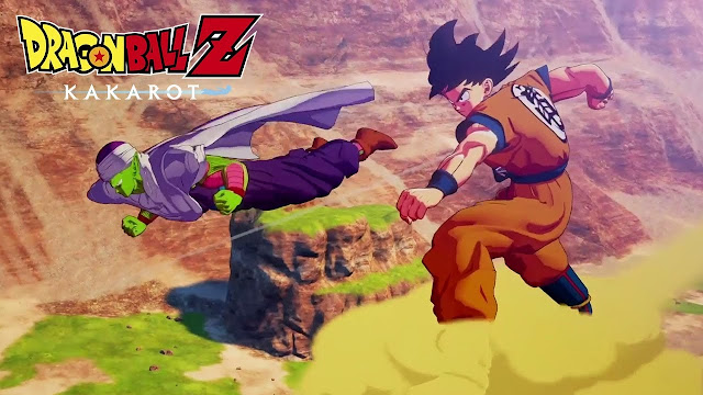 Game Dragon Ball Z : Kakarot