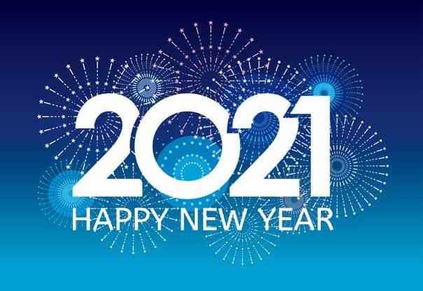 10 Kartu Ucapan Selamat Tahun Baru 2021 Review Teknologi Sekarang